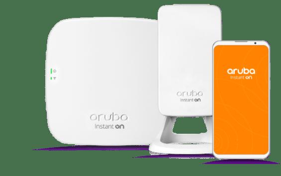 Aruba InstantOn WiFi + Colligso TextIn customer engagement, seamless customer experience