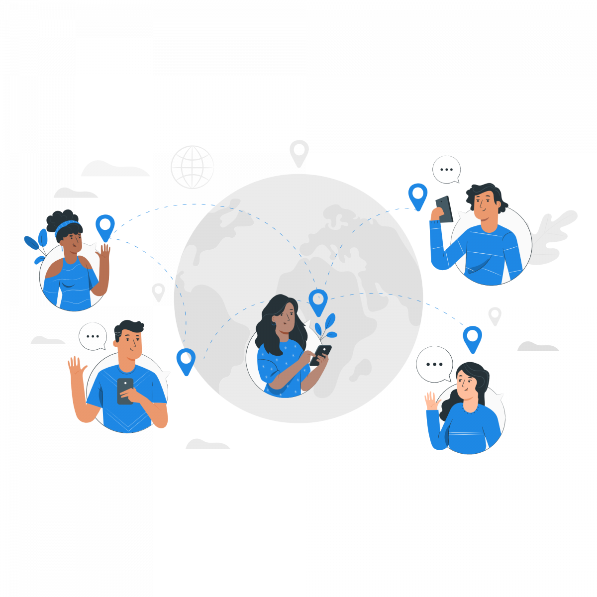 Engage hyperlocally with customers in your country using Colligso TextIn